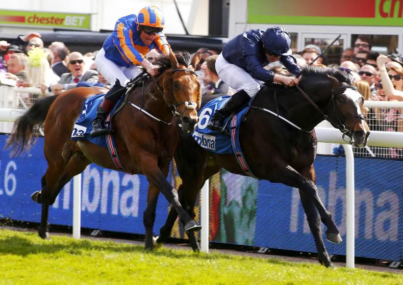 US Army Ranger spearheads O'Brien's Derby assault
