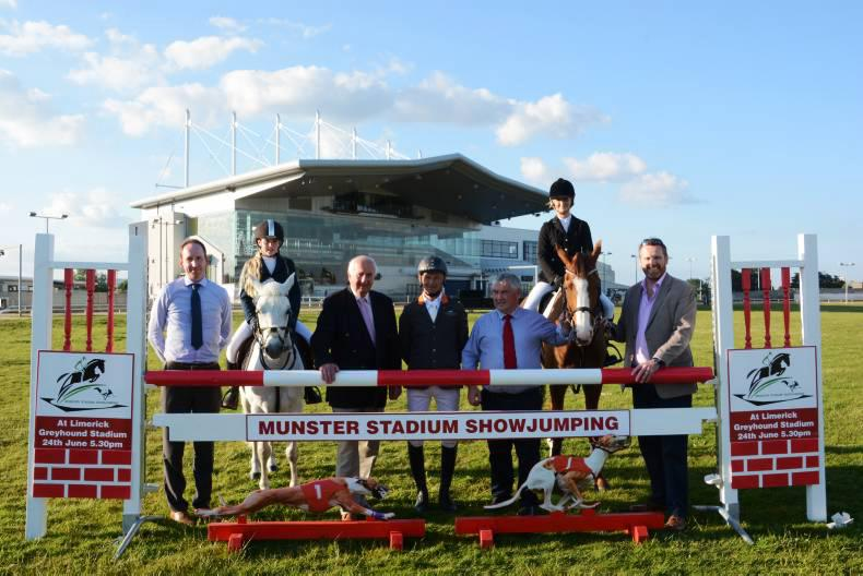 Munster rolls out show jumping series