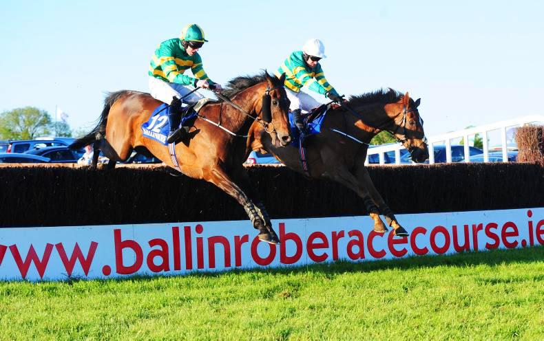 BALLINROBE TUESDAY:  Leon is King in National duel