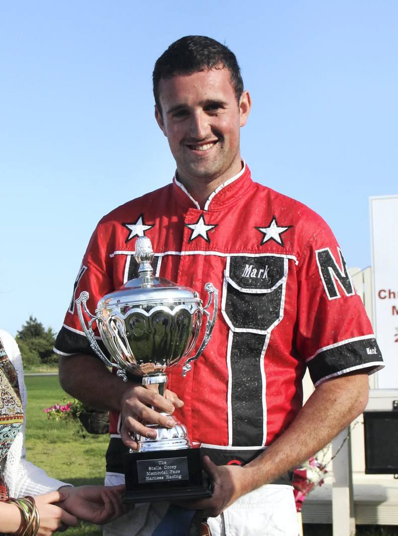 HARNESS RACING:  Kane heads for Europe