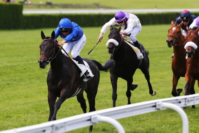 FRANCE: Cloth Of Stars is good value each-way