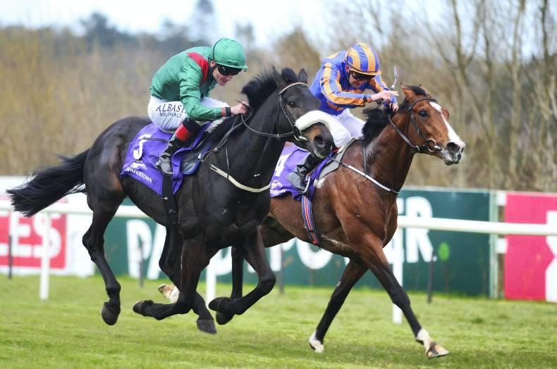 Harzand strikes Derby gold for Dermot Weld and Pat Smullen