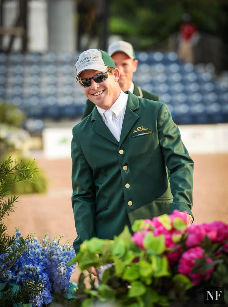 Sweetnam family winning in US and Europe