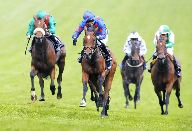BRITAIN: Epsom Icon comes good for Channon