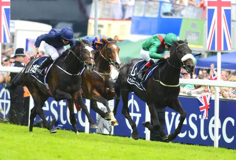 SIMON ROWLANDS: Harzand holds fast after fast fractions