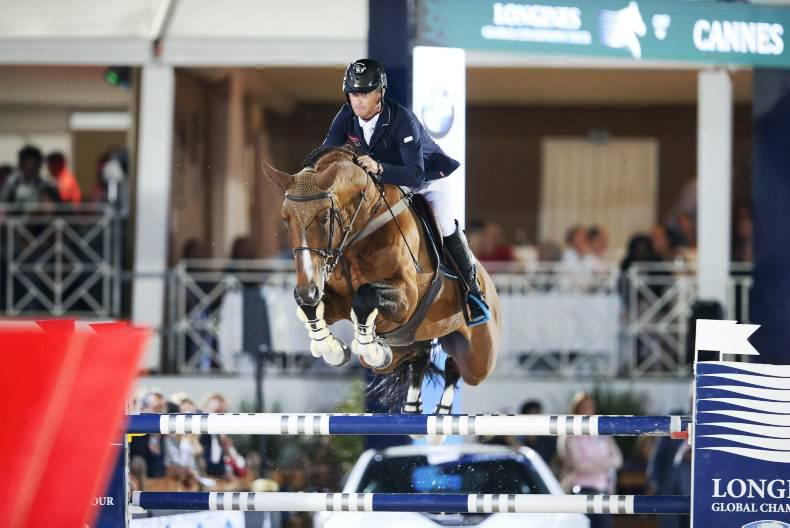 Denis Lynch fifth in Cannes Global Champions Tour Grand Prix