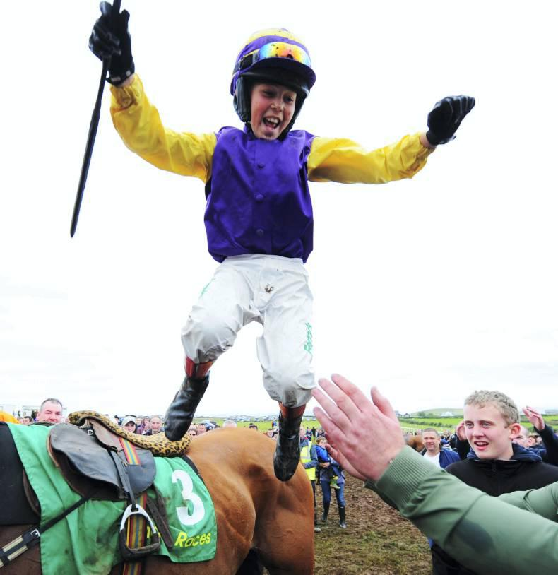 PONY RACING: Browne-McMonagle steals the show