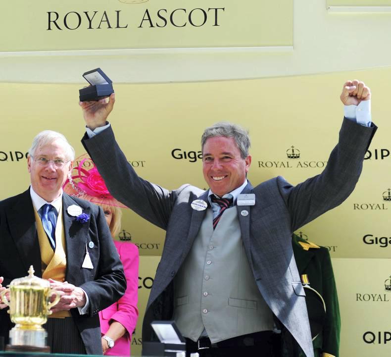 Breathtaking Lady Aurelia looks a champ at Royal Ascot