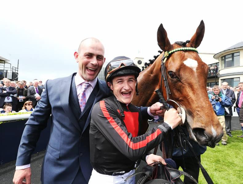 Adrian Keatley plays it cool as Jet Setting checks in for Royal Ascot showdown