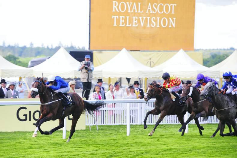 ROYAL ASCOT: Delight for Halford as Portage ends a 50-year wait