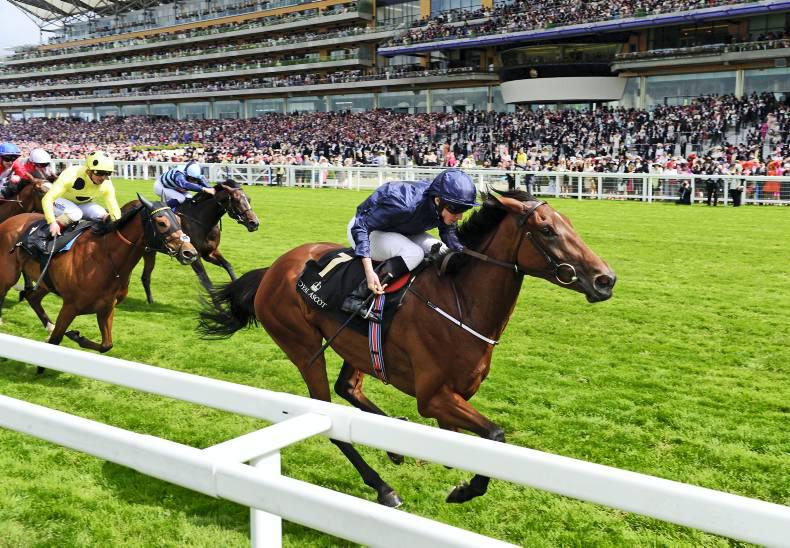 ROYAL ASCOT: Even Song triggers O'Brien double