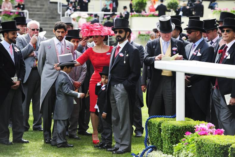 ROYAL ASCOT: Hawkbill gets another on the board for Godolphin