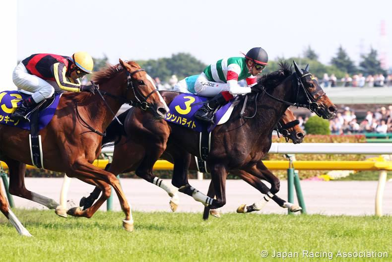 JAPAN: Sinhalite sparkles in fillies classic