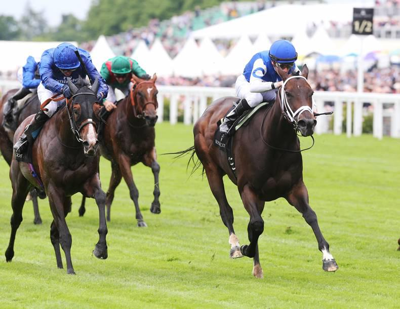 ROYAL ASCOT: Tepin triumphs for the USA