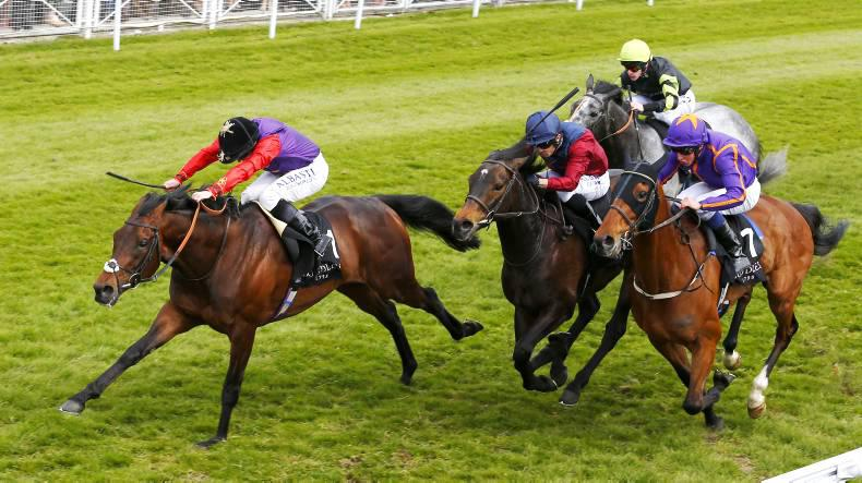 Joy for the Queen and Sir Michael Stoute as Dartmouth lands Hardwicke Stakes