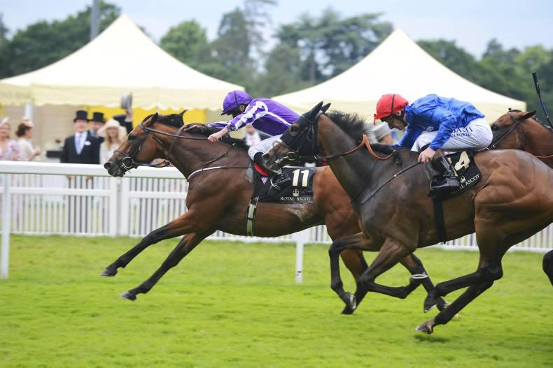 ROYAL ASCOT: Churchill and Isaac get O'Brien off to a winning start