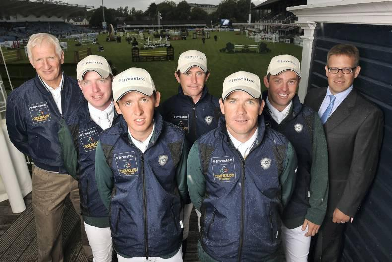 Investec to back Irish Aga Khan show jumping team