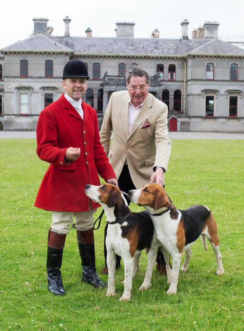 The science behind hound breeding