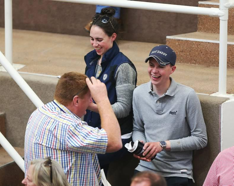 DERBY SALE: Market reaction from the sales ring