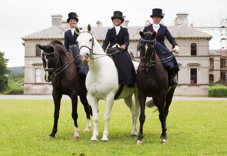 Packed summer side saddle schedule