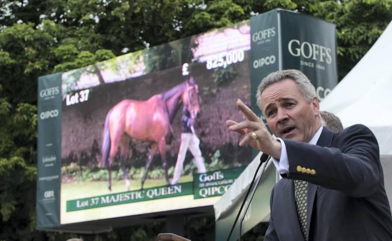 VIDEO: Jet Setting sold to China Horse Club for £1.3 million