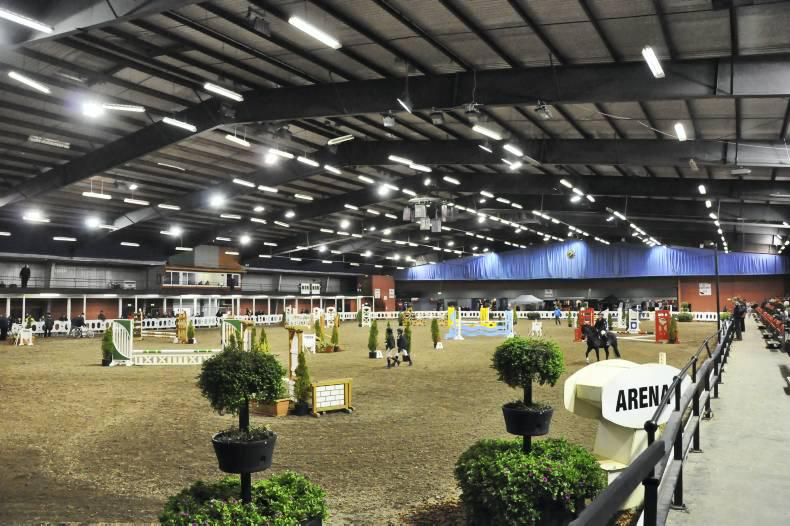 Millstreet to offer young rider jumping