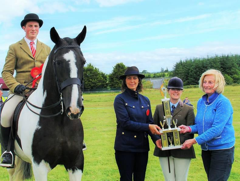 Quality shines through at Athenry Show