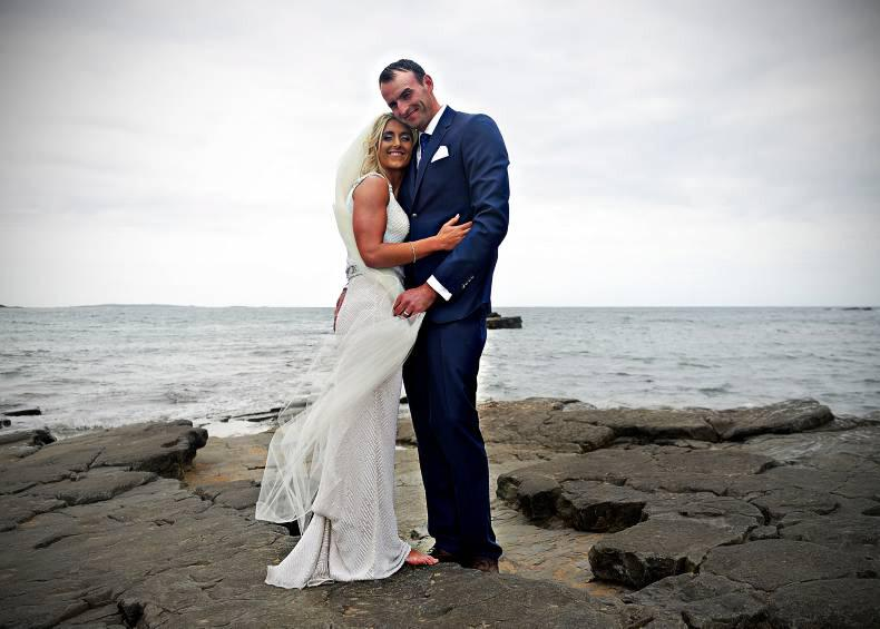 Wedding celebrations in Co Clare