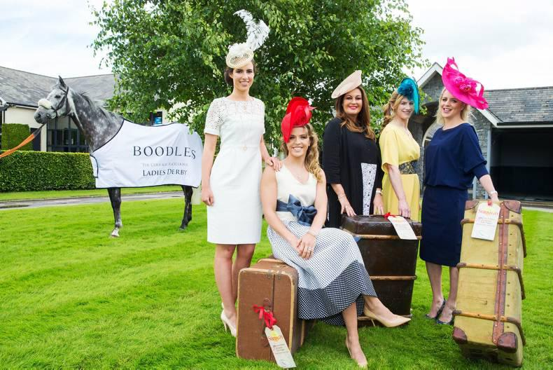 PARROT MOUTH: Style at the Curragh of Kildare
