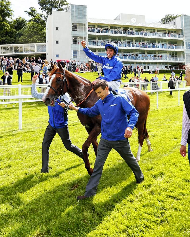 SIMON ROWLANDS: Time will tell value of Hawkbill's Eclipse