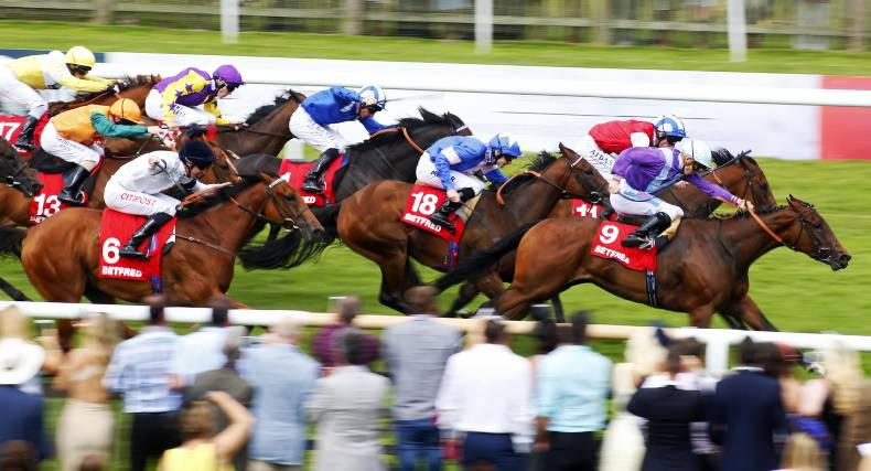 DONN MCCLEAN: Dancing the way to the Stewards' Cup