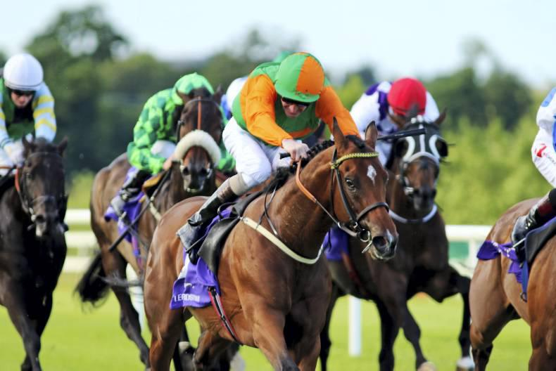 LEOPARDSTOWN THURSDAY: Bolger and Manning hit the jackpot