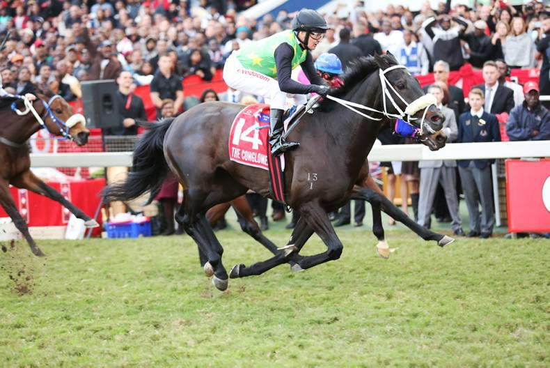 SOUTH AFRICA: The Conglomerate gifts Ramsden with first Durban July