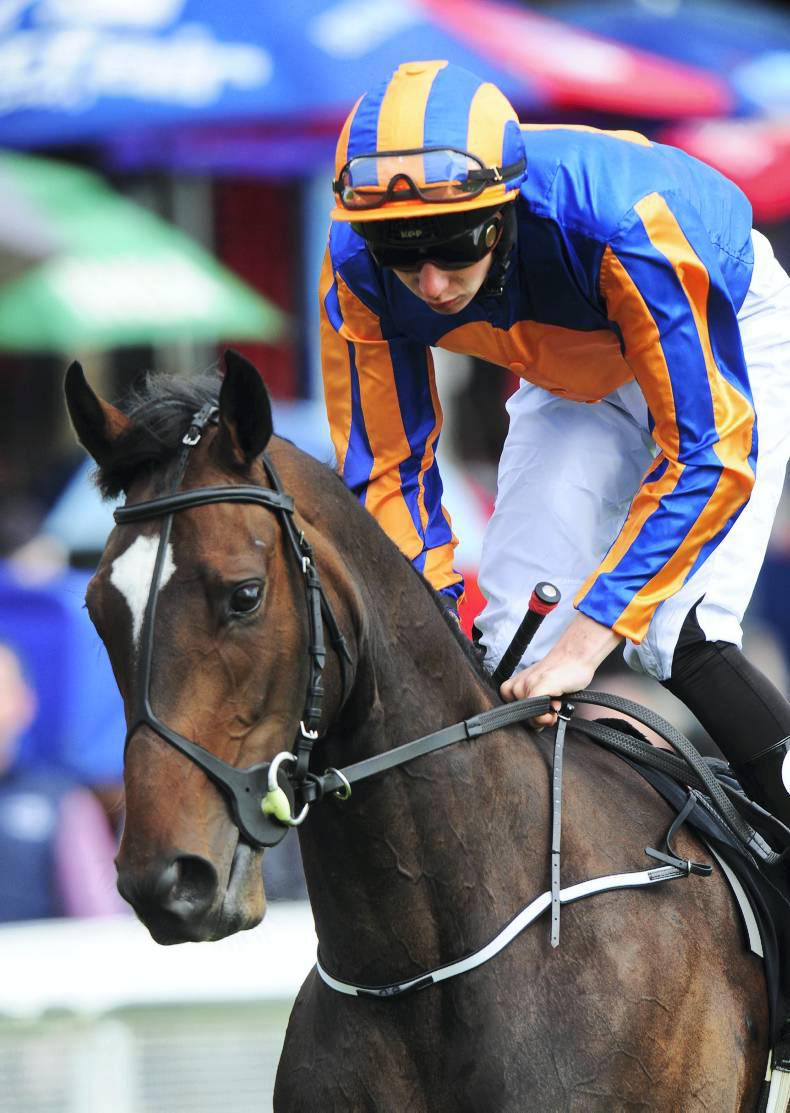 AMERICAN: Queen's Plate shock for Dudley