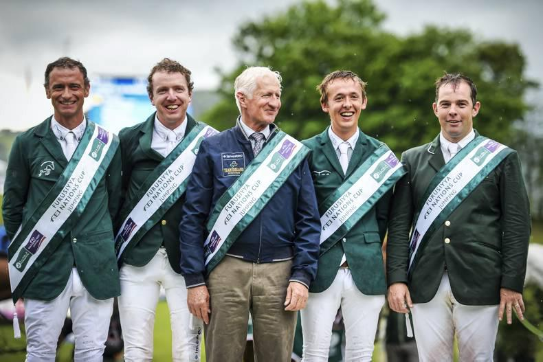 Splaine brings out the big guns for Aga Khan Nations Cup clash