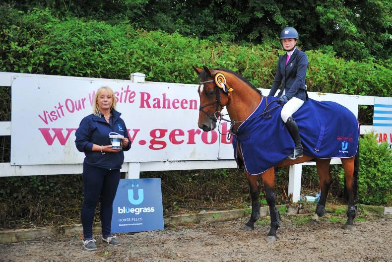 Young guns battle it out for pony honours