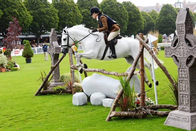 It's showtime: Pat Hanly, Dublin Horse Show director talks shop