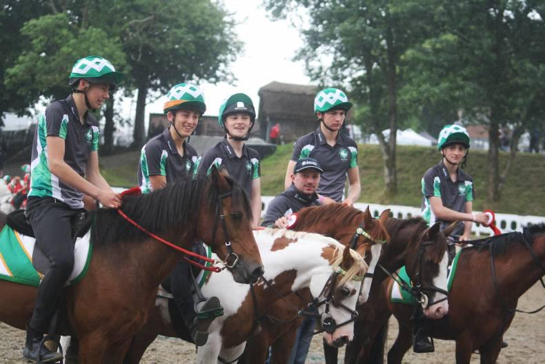 MOUNTED GAMES: Ireland take top spot in world championship qualifying rounds
