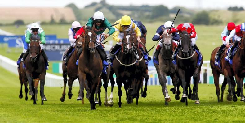 DONN MCCLEAN: British racing goes from feast to famine