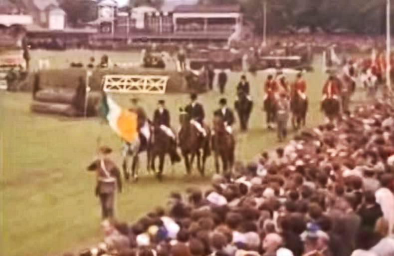 Reeling in the Years: Dublin Horse Show 1963