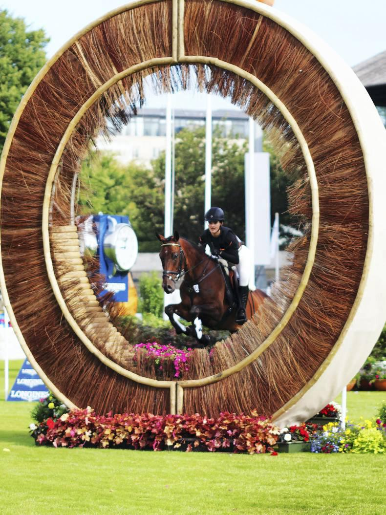 Dublin Horse Show preview: High hopes for small event horse Ardeo Illusion