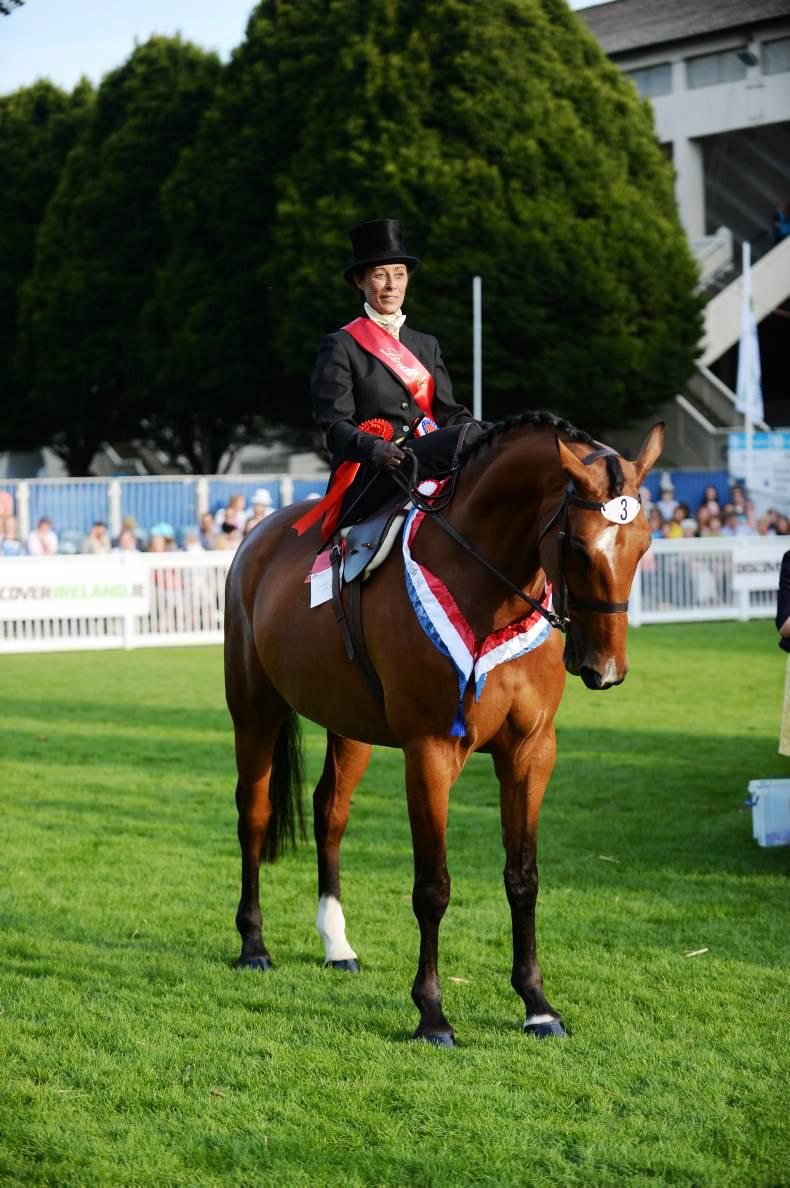 Dublin Horse Show preview: Connors may have her side saddle Star
