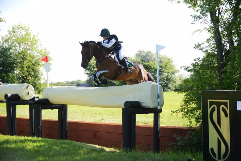 Pony eventing squad for European Championships named
