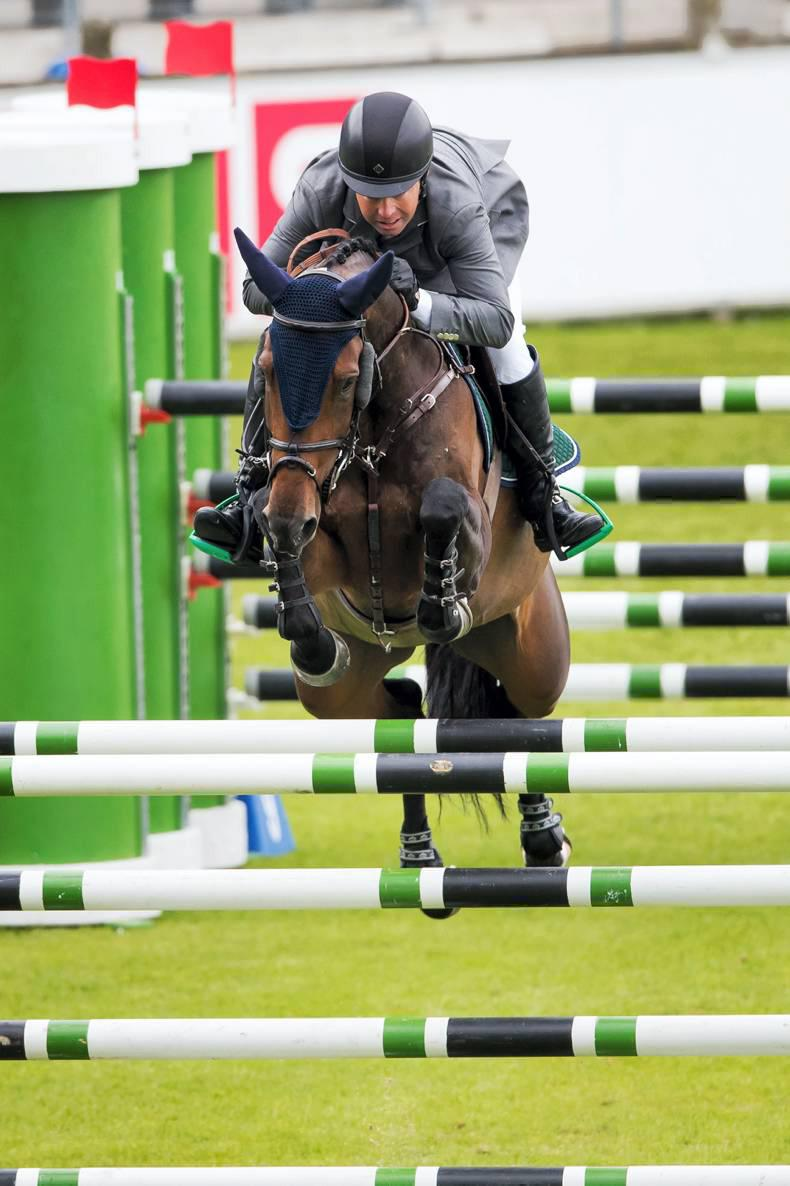O'Connor lights up Aachen with two wins
