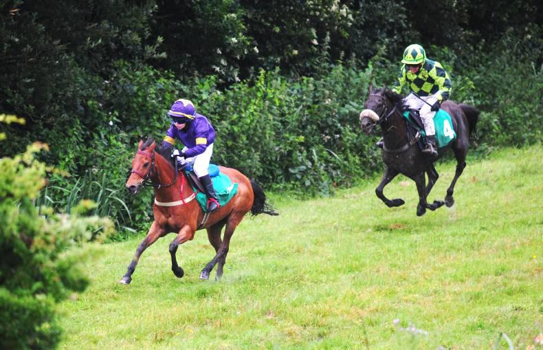 PONY RACING: Walsh highTails the opener on 20-year-old speed machine