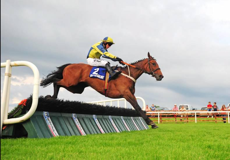 BALLINROBE TUESDAY: Little Haarth takes control