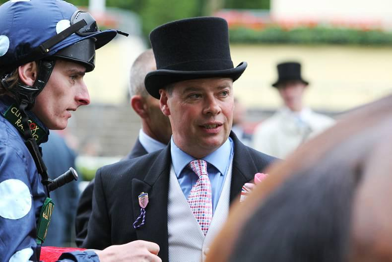 Tis Marvellous surges to Papin glory for Clive Cox and Adam Kirby