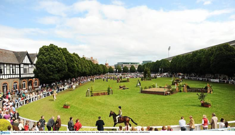 Quotes from the ringside: Dublin Horse Show 2016