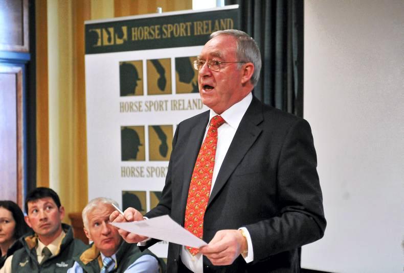PARROT MOUTH: Cork honours Joe Walsh