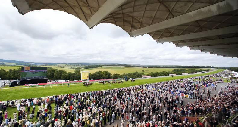 GOODWOOD WEDNESDAY: Global Applause no threat to Yalta